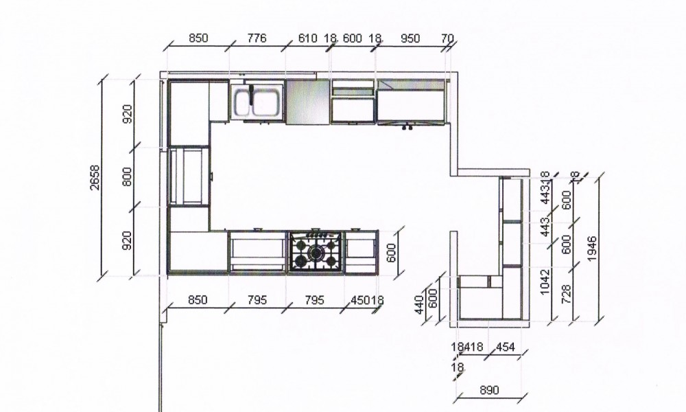 Kitchen packge premium plans